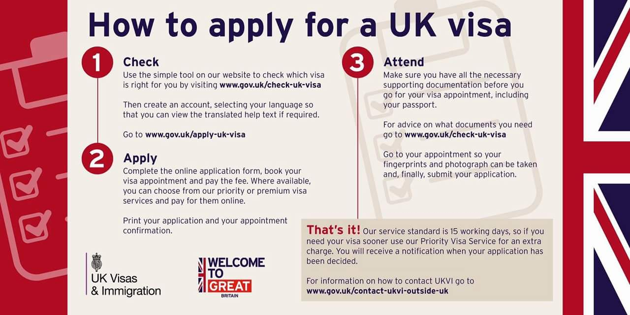 Uk Embassy In Nigeria Announces New Visa Application Guidelines €� Baronessj