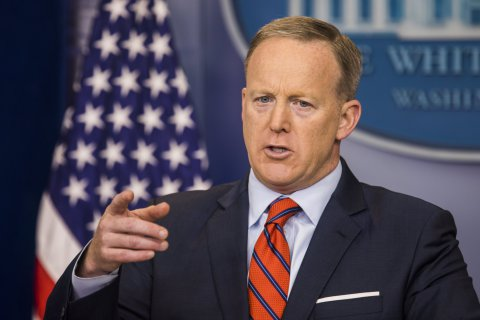 Spicer Speaks About Russia, North Korea, Syria, and United Airlines Incident