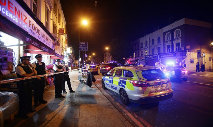 Incident at Seven Sisters