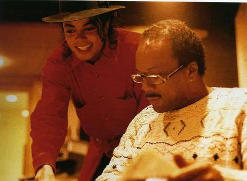 Michael-Jackson-Quincy Jones