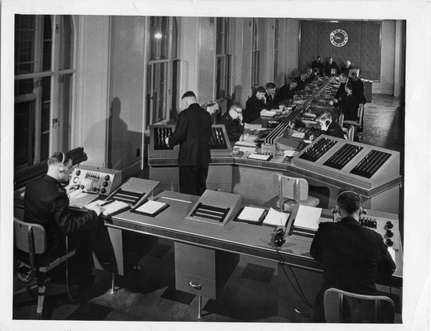 Information Room 1960s